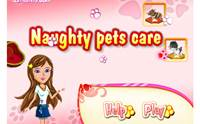 Naughty Pets Care