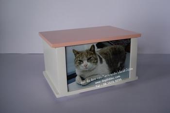 กล่องใส่กระดูกสัตว์เลี้ยง