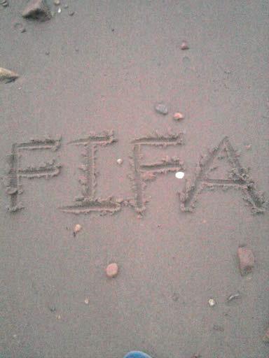 I am FIFA....^^