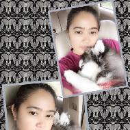 รูปของ I love and like dog