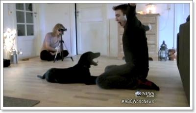 Dogilike.com :: สงสัยไหม? ทำไมสุนัขมักเลียนแบบพฤติกรรมเจ้าของ