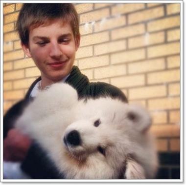 Dogilike.com :: แคสเปอร์ ซามอยด์ยักษ์ขาวอวบ ขวัญใจโลกไซเบอร์!!