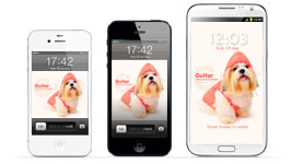 iPhone 4, iPhone 4s, iPhone 5, Samsung, Android, wallpaper, free , แจกฟรี