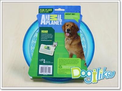 Dogilike.com :: Review : จานร่อน Animal Planet