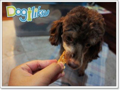 Dogilike.com :: Review : สันในไก่อบแห้ง สูตรบำรุงขนและผิวหนังสำหรับสุนัข