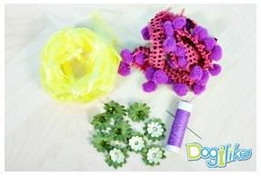 Dogilike.com :: กระโปรงฮูลา ฮูล่า