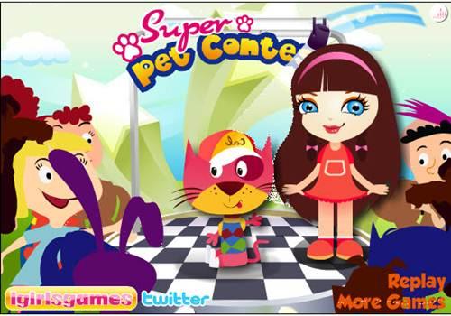 Dogilike.com :: Pet Contest แต่งชุดประชันโฉม!