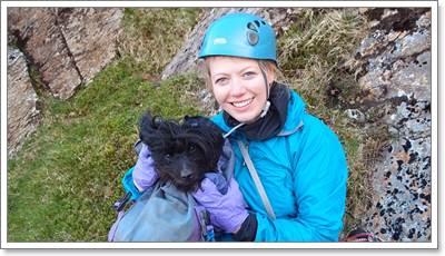 Dogilike.com :: สุนัขฮีโร! เห่าเรียกคนช่วยเจ้าของสูงวัยหมดสติบนภูเขา