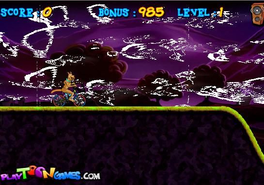 Dogilike.com :: Scooby Doo BMX à¨éÒµÙº¹Ñ¡»Ñè¹