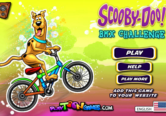 Dogilike.com :: Scooby Doo BMX เจ้าตูบนักปั่น