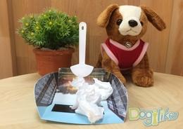 Dogilike.com :: พัดเก็บอุนจิ