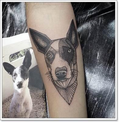 Dogilike.com :: ต้องดู! 30 รอยสักลายสุนัขสุดเจ๋งบนเรือนร่างเจ้าของ