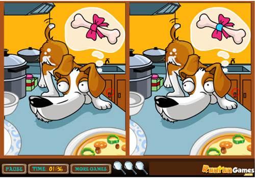 Dogilike.com :: จับผิดภาพเจ้าตูบ