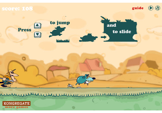 Dogilike.com :: Run Doggy Run เจ้าตูบวิ่งสุดชีวิต