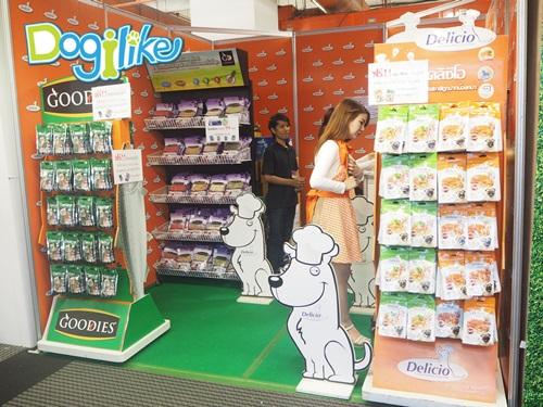 Dogilike.com :: Dogilike ������Ǿҷ���� PET EXPO 2015 ���� 1