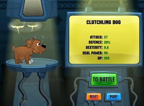 Dogilike.com :: Mutant Fighting Cup เจ้าตูบเลือดนักสู้