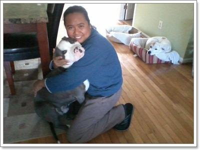 Dogilike.com :: รวมภาพกอดสุดประทับใจน้องหมากับเจ้านายสุดเลิฟ
