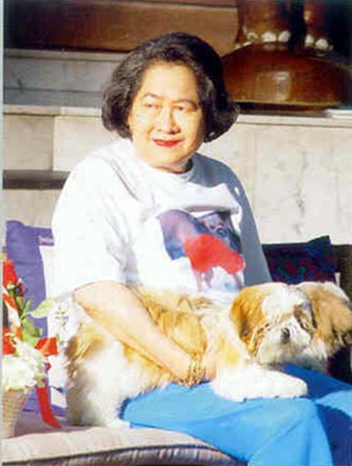 Dogilike.com :: สุสานสุนัขทรงเลี้ยงที่ไม่เคยขาดรัก ของสมเด็จพระเจ้าพี่นางเธอฯ