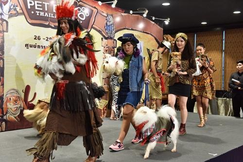 Dogilike.com :: นีโอ แถลงเตรียมจัดใหญ่ Pet Expo Thailand 2016