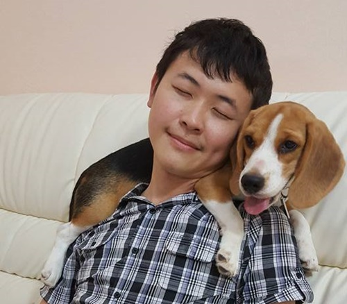 Dogilike.com :: คิดถึง พ่อ สุดหัวใจ ... แรงบันดาลใจที่เจ้าของเซเลปหมาได้รับจาก ในหลวง ร.9