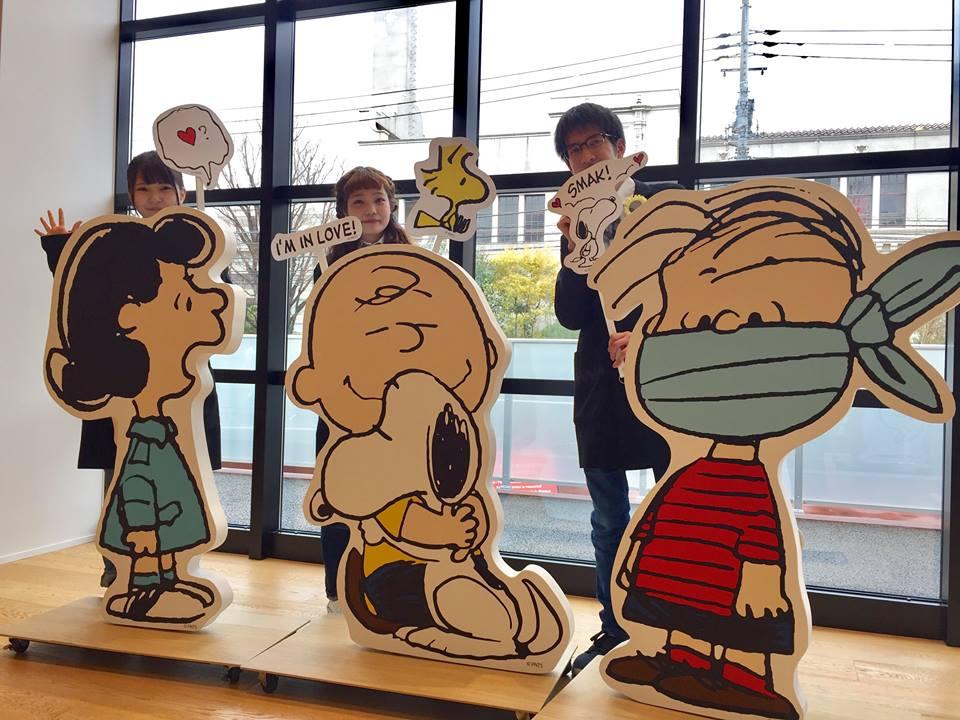 Dogilike.com :: ปักหมุดคนรักน้องหมาห้ามพลาด SNOOPY MUSEUM TOKYO