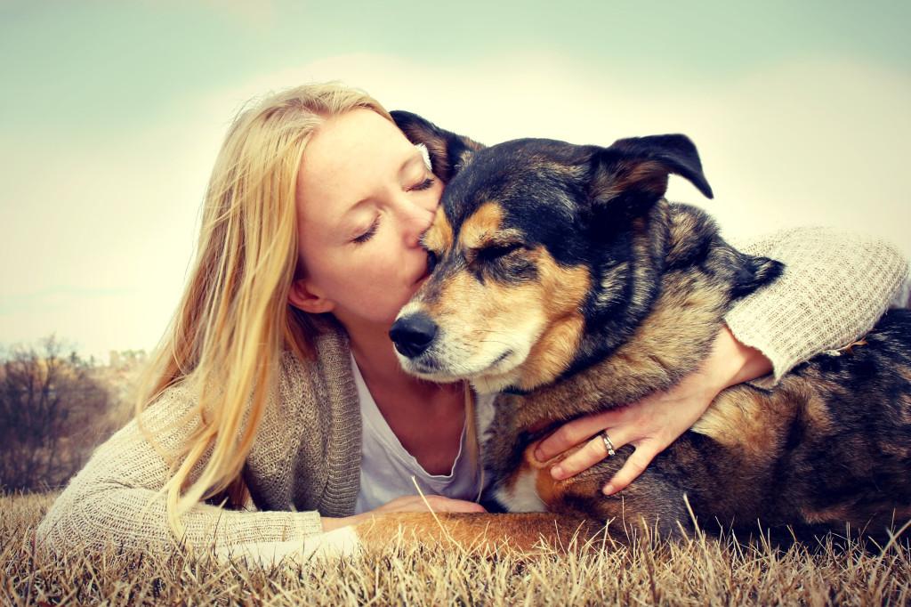 Dogilike.com :: 4 สิ่งที่คนขี้เหงาชอบทำกับน้องหมา