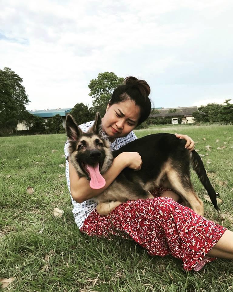 Dogilike.com :: รวมภาพประทับใจของเหล่าแม่ ๆ กับลูกรัก 4 ขาน้องหมาสุดเลิฟ