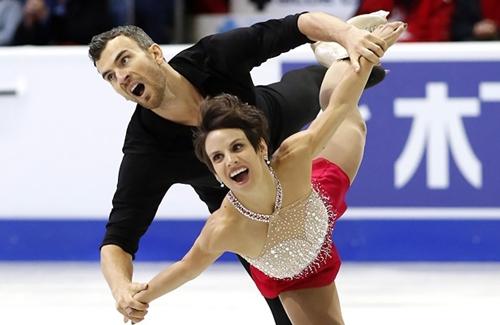 Dogilike.com :: Meagan Duhamel นักกีฬาโอลิมปิกใช้เวลาว่างช่วยชีวิตสุนัขในเกาหลีใต้ !