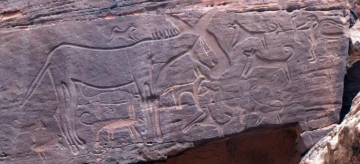 Dogilike.com :: เผยภาพสุนัขภาพแรกของโลก อายุเก่าแก่กว่า 8,000 ปี!!!