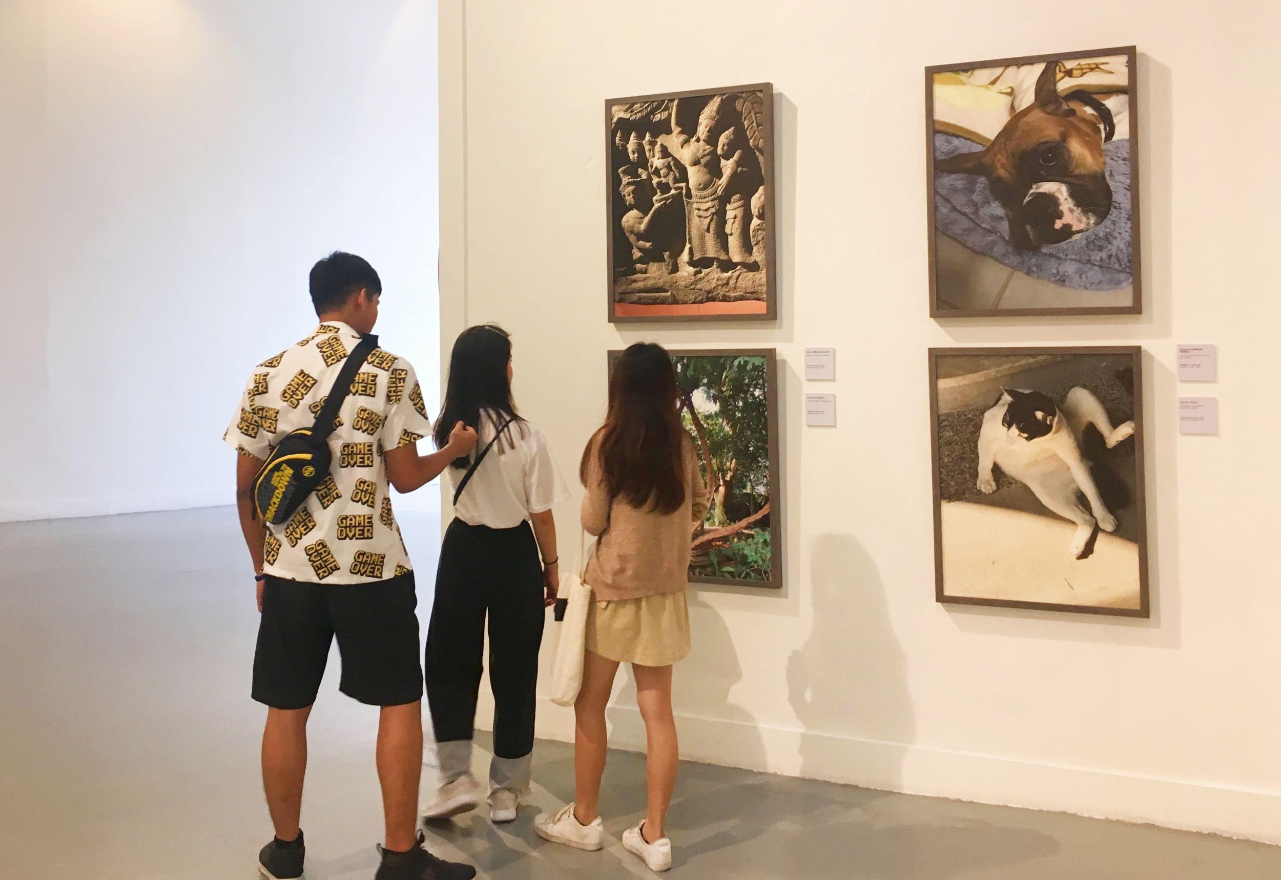 Dogilike.com :: ชวนไปชม นิทรรศการภาพถ่ายฝีพระหัตถ์สมเด็จพระเทพฯ  ปี 61