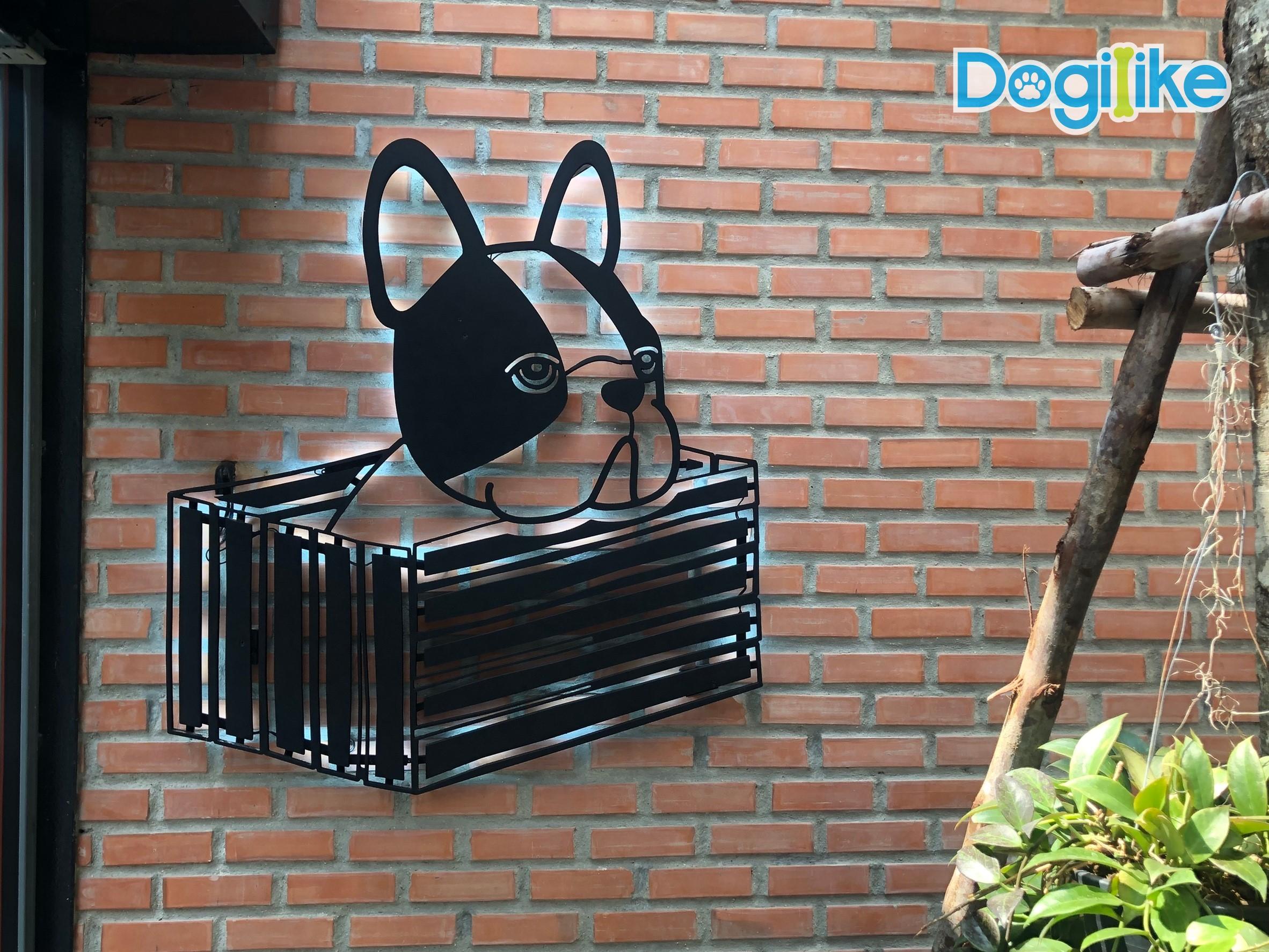 Dogilike.com :: Dogilike Review : Bok Box Bkk ร้านธีมน้องหมาน่ารัก บรรยากาศดีสุด ๆ (ใกล้BTS)