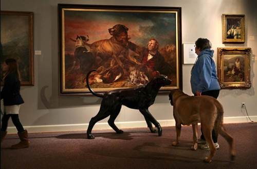 Dogilike.com :: AKC เตรียมเปิดพิพิธภัณฑ์สุนัขที่ใหญ่ที่สุดในโลกใจกลางนิวยอร์ก