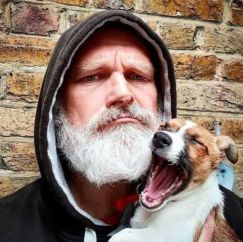 Dogilike.com :: คิดถึงสุดใจ! เจ้าของปล่อยโฮได้พบตูบ หลังตกใจวิ่งหายไป 3 วัน