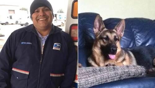 Dogilike.com :: ซึ้ง! บุรุษไปรษณีย์สานฝันเจ้าตูบผู้ล่วงลับ นำขนมส่งต่อให้สุนัขบ้านอื่นๆ