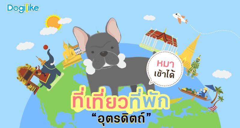 Dogilike.com :: พาหลงเมืองลับแล จ.อุตรดิตถ์ กับร้านอาหาร ที่พัก ที่เที่ยวพาตูบเข้าได้ !!