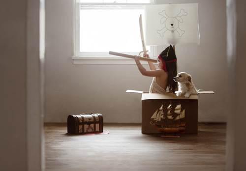 Dogilike.com :: คุณแม่เผย 17 ภาพความผูกพันสุดน่ารักของลูกสาวกับตูบคู่ใจ !