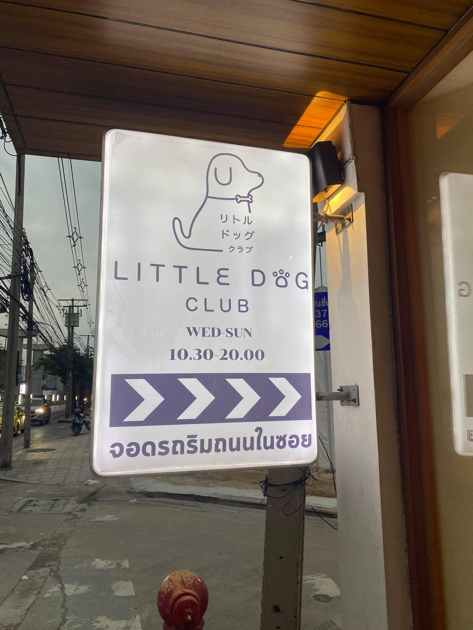 Dogilike.com :: Little Dog Club คาเฟ่น้องหมาตัวเล็กแนวมินิมอล !!