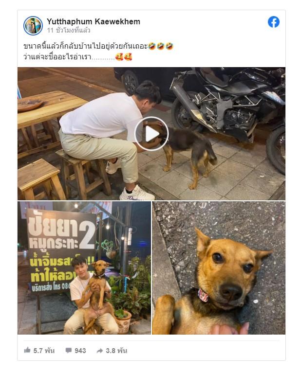 Dogilike.com :: สุดปัง หนุ่มเมาเหล้าหิ้วน้องหมากลับบ้าน ตื่นมาถึงกับ งง ..