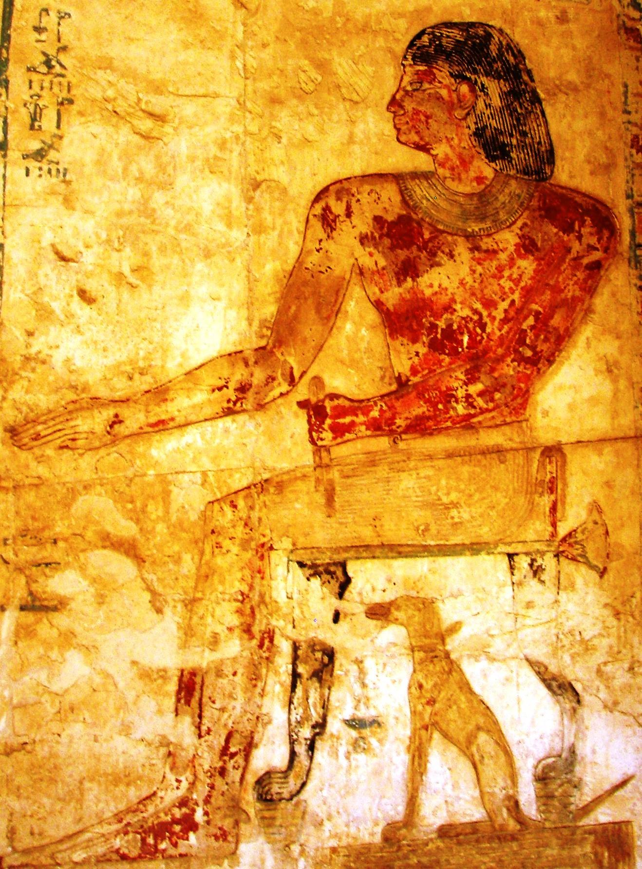 Dogilike.com :: เรื่องเล่าจากอดีต EP1 ... สุนัขกับความเชื่อของคนในยุคอียิปต์โบราณ