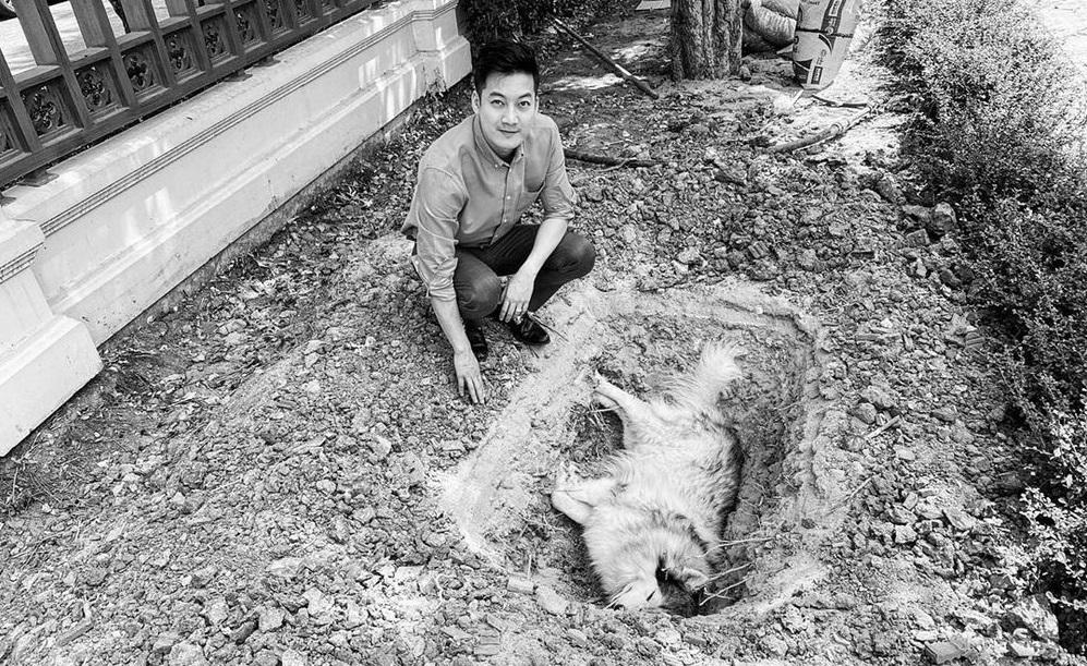 Dogilike.com :: เชน ธนา โพสต์เศร้า...หลังสูญเสียน้องหมาคู่กายไป