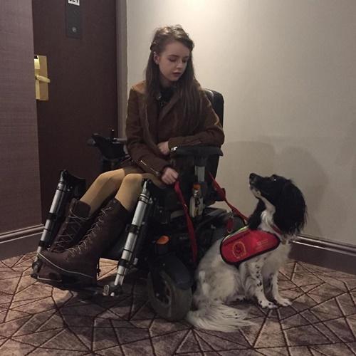 Dogilike.com :: สู้ไปด้วยกัน! สาวน้อยป่วยหนักมีตูบเคียงข้างเป็นกำลังใจ