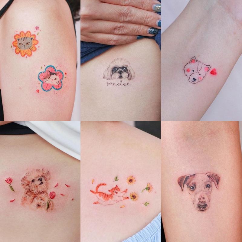 Dogilike.com :: 5 Tattoo Studio สักลายน้องหมา - น้องแมว สไตล์ไม่ซ้ำใคร!
