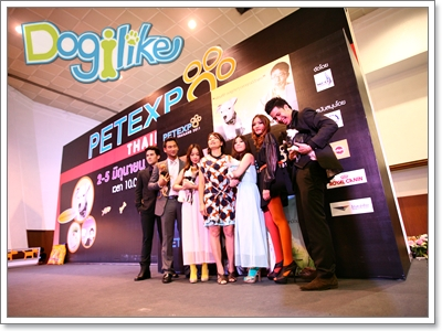 Dogilike.com :: Dogilike ╬рЮ╥уХбг╬р╥ягцЛ PET EXPO 2011 ... ╣м╧╥уХ2
