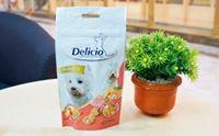 Review : Delicio Bologna ขนมอบแซลมอนสำหรับน้องหมา