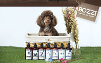 Review : BOZZI แชมพูธรรมชาติสำหรับสุนัข จากผู้เชี่ยวชาญด้านสมุนไพร