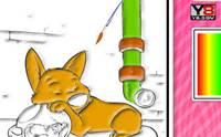 Bolt Coloring แต่งเติมสีเจ้าตูบ