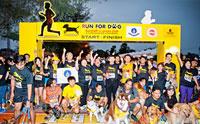 บรรยากาศกิจกรรม Run For Dog วิ่งเพื่อน้องหมากับเพดดิกรี®