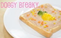 D.I.Y Doggy Breaky ของว่างแสนอร่อย