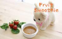 D.I.Y Fruit Smoothie น้ำผลไม้ปั่นดับร้อน