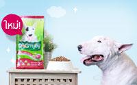 เปลี่ยนรสชาติอาหารให้น้องหมา ด้วย Dog'n joy รสเนื้อแกะ ใหม่!!